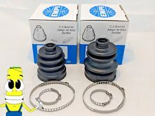 EMPI REAR Inner & Outer CV Axle Boot Kit for Yamaha Rhino 700 2008-2013 w/ 4x4