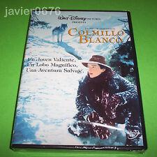 COLMILLO BLANCO DISNEY DVD NUEVO Y PRECINTADO