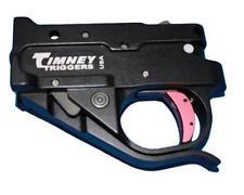 Timney trigger 1022 2 3/4 lb. Black with RED shoe 1022-2C 10/22 ruger 10-22