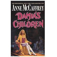 Damia's Children by Anne McCaffrey (1994, Paperback)