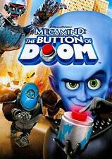 Megamind: The Button of Doom (DVD) NEW