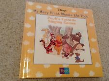 Disney's-Pooh's Favouite Singing Games by Cassandra Case(Hardback)