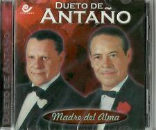 Dueto De Antano Madre Del Alma Latin Music CD New