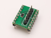 Signalling Line Driver PCB for Interfacing with Servo42 and Stepper Drives
