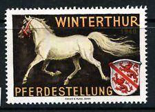 Switzerland Soldier Stamp Pferdesammelstelle Horse #50 Schweiz Soldatenmarken 10