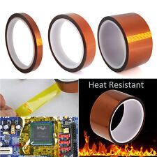 33m Kapton Tape Temperature Heat Resistant Polyimide BGA 3D Printer PCB Tool