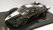 Voitures, camions et fourgons miniatures noirs IXO cars
