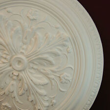 Ceiling Rose Victorian Plaster Handmade 520mm. Restorations or Renovations