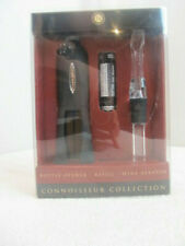 Cork Pops Connoisseur Collection VinoAir Aerator And Legacy Wine Bottle Opener