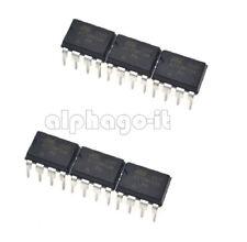 ATTINY 13V-10PU microcontrollore AVR EEPROM FLASH 1kx8bit 64B SRAM 64B DIP8 ATMEL