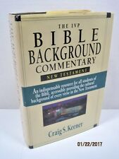The IVP Bible Background Commentary, New Testament by Craig S. Keener