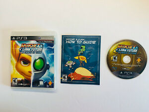 Ratchet & Clank Future: A Crack in Time (Sony PlayStation 3, 2009) PS3 Complete