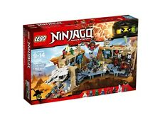 LEGO® NINJAGO™ (70596) Samurai X Höhlenchaos inkl.0,00€ Versand Neu & Ovp