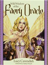 Wild Wisdom of the Faery Oracle Set Deck Cards Wiccan Pagan Metaphysical