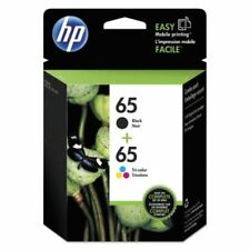 HP #65 2pack Combo Ink Cartridges 65 Black and Color NEW GENUINE
