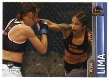 2015 Topps UFC Champions Blue Parallel /88 #164 Juliana Lima