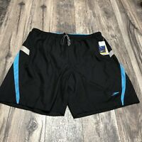NEW Speedo Swimsuit Watershorts Board Swim Shorts Mens Size XL NWT