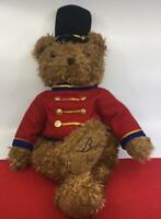 "1999 21"" Belkie Teddy  Bear Plush British Toy Soldier Guard Belk Dept.  Store"