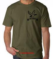 DUCK HUNTER Duck Hunting Commander Mallard Duck Shooting t-shirt S-XXL tee