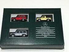 Wiking 1:87 266/9 Mercedes MB 320 G 6. Off-Road Geländewagen Ausstellung OVP