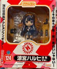 Nendoroid 124 Haruhi Suzumiya Disappearance ver. Figure GoodSmile Company