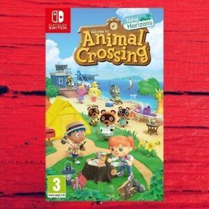 Animal Crossing New Horizons - Jeu Nintendo Switch à télécharger