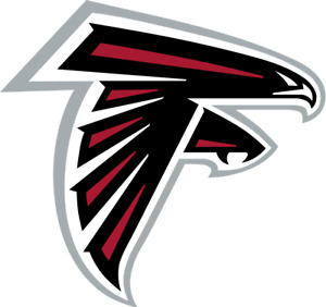 Atlanta Falcons Vinyl Decal / Sticker 10 sizes!! Free Shipping!! With Tracking!!