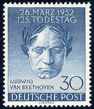 BERLIN 1952, MiNr. 87, tadellos postfrisches Kabinettstück, Mi. 45,-