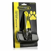 Self cleaning pet dog cat slicker grooming medium / long hair pets Dog Grooming