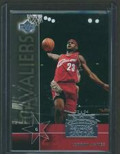 LeBron James 2003/04 Upper Deck NTCD Promo Cavaliers ROOKIE RC Finals MVP HOT!