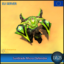 Sunblade Micro-Defender lvl25 Pet | All Europe Server | WoW Warcraft Loot Tier