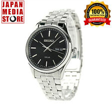 Seiko SPIRIT SBPX069  Elegant Men's Watch Solar - 100% GENUINE JAPAN