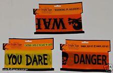 Halloween Fright Tape-Set of 3