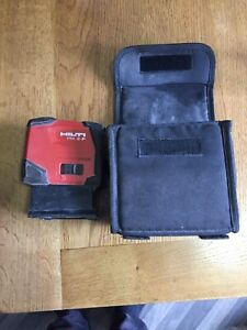 HIlti 2047037 Point laser PM 2-P measuring systems
