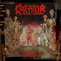 Kreator : Terrible Certainty CD Bonus Tracks  Remastered Album 2 discs (2017)