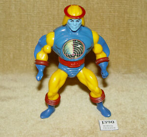 MASTERS OF THE UNIVERSE - SY-KLONE ACTION FIGURE - MATTEL INC 1984 - WAVE 4 HTF