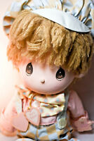 Precious Moments Plush: Love Is Patient - Applause Doll - Boy Doll