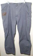 Wrangler Riggs Workwear Men's Pants Size 42X30 Work Pants Gray