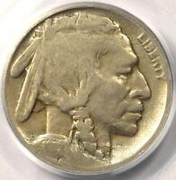 1918/7-D Buffalo Nickel 5C - Certified PCGS G6 - Rare Overdate - $875 Value!