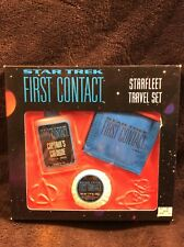 Vintage 1996 Star Trek FIRST CONTACT Captain's Cologne BRAND NEW RARE
