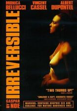 IRREVERSIBLE 0658149815926 With Monica Bellucci DVD Region 1