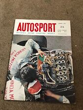 JAN 7 1966 AUTOSPORT vintage car magazine