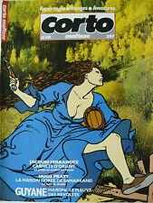 Magazine (très bel état) - Corto Maltese 10 (couverture de Manara)