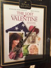 """Hallmark Hall of Fame """"The Lost Valentine""""  DVD - New & Sealed~ FREE US SHIPPING"""