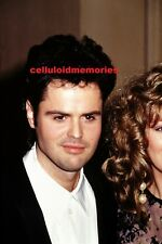 Original 35mm Slide Donny Osmond Puppy Love Donny & Marie Star # 1