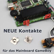 NEUE Mainboard Batteriekontakte für GameBoy Classic DMG PCB Leiterplatte Ersatz