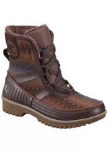 NIB Women's Sorel Tivoli  II Insulated Winter Boots Tobacco Brown Sz 6.5 7