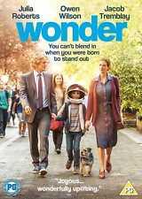 Wonder DVD 2017 Julia Roberts and Owen Wilson