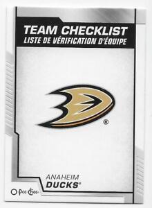 20/21 2020 O-PEE-CHEE OPC HOCKEY TEAM CHECKLIST CARDS #551-581 U-Pick From List