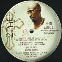 "2 PAC ""LOYAL TO THE GAME"" 2004 2X VINYL LP ALBUM 17 TRKS EMINEM, G-UNIT  SEALED!"